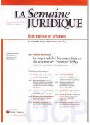 La récusation de l'expert judiciaire dans le cadre d'une procédure collective